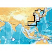 NAVIONICS GOLD 35XG CHINA SEA – JAPAN