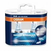 OSRAM Night Breaker Limited Edition H4 +110% 12V-60/55W