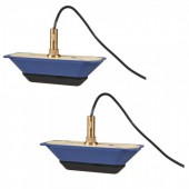 Датчик Lowrance StructureScan HD BRONZE TRUHULL PAIR