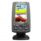Lowrance Hook-4x Mid/High/DownScan™ (000-12641-001)
