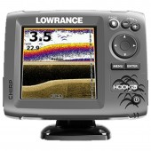 Lowrance Hook-5x Mid/High/DownScan™ (000-12653-001)