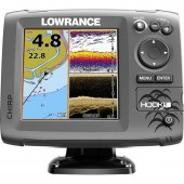 Lowrance Hook-5 Mid/High/DownScan™ (000-12656-001)
