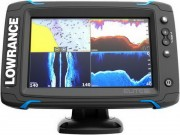 Эхолот-картплоттер Lowrance Elite-7Ti Mid/High/TotalScan™ (000-12419-001)