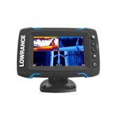 Эхолот-картплоттер Lowrance Elite-5Ti Mid/High/DownScan (000-12421-001)