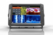 Lowrance Elite-12Ti Mid/High/TotalScan™ (000-13718-005)